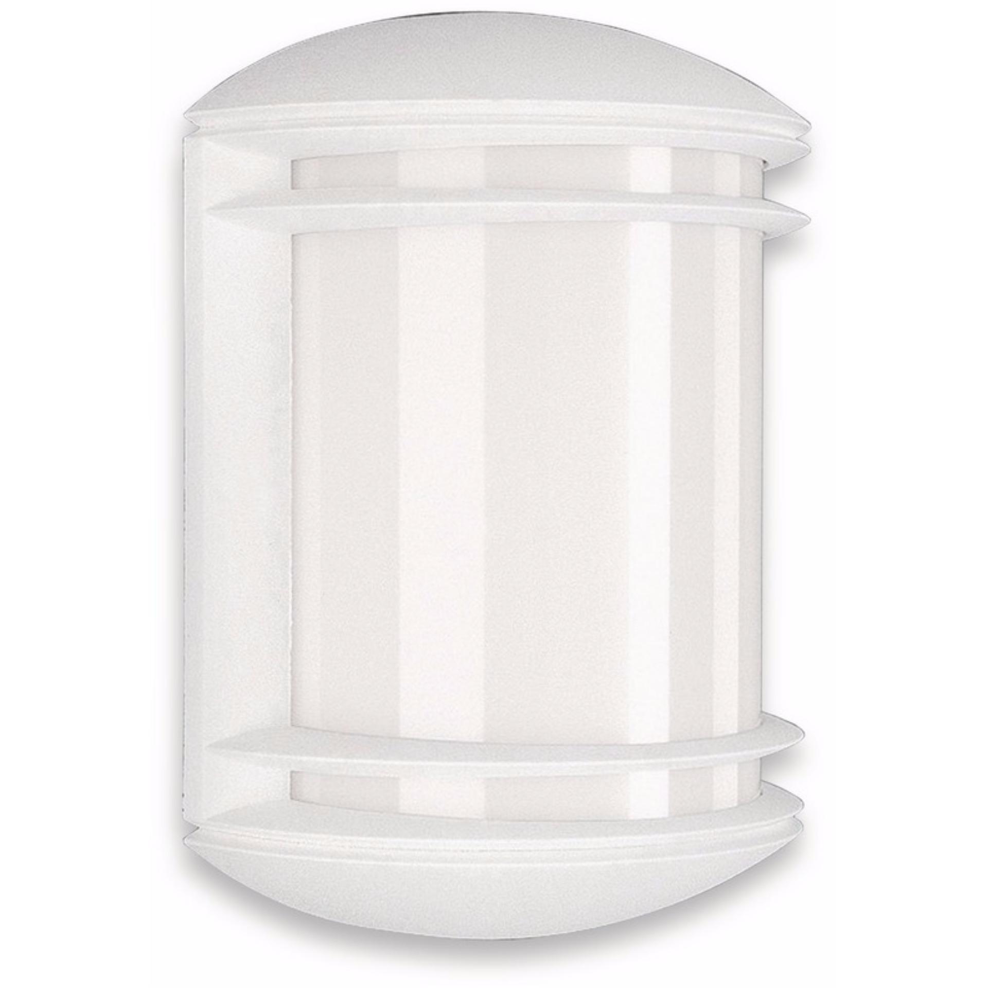 Philips Lampu Taman / Dinding - 01465 mygarden outdoor wall lantern white 1x60W 230V
