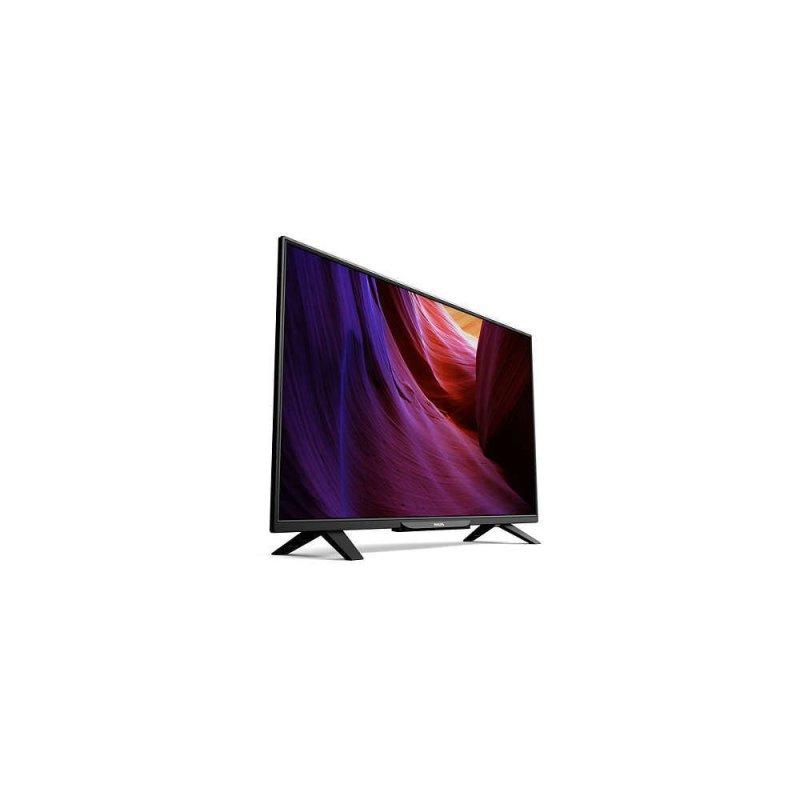 Philips LED TV 24 Inch 24PHA4100 - Hitam