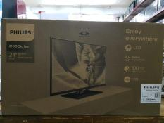 Philips Led Tv 24pha4100