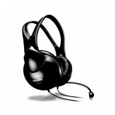 Review Tentang Philips Pc Headset Shm1900 Full Size Stereo Hitam