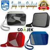 Spesifikasi Philips Pixel Pop Wireless Bluetooth Portable Speaker Splashproof Original Garansi Resmi Terbaru