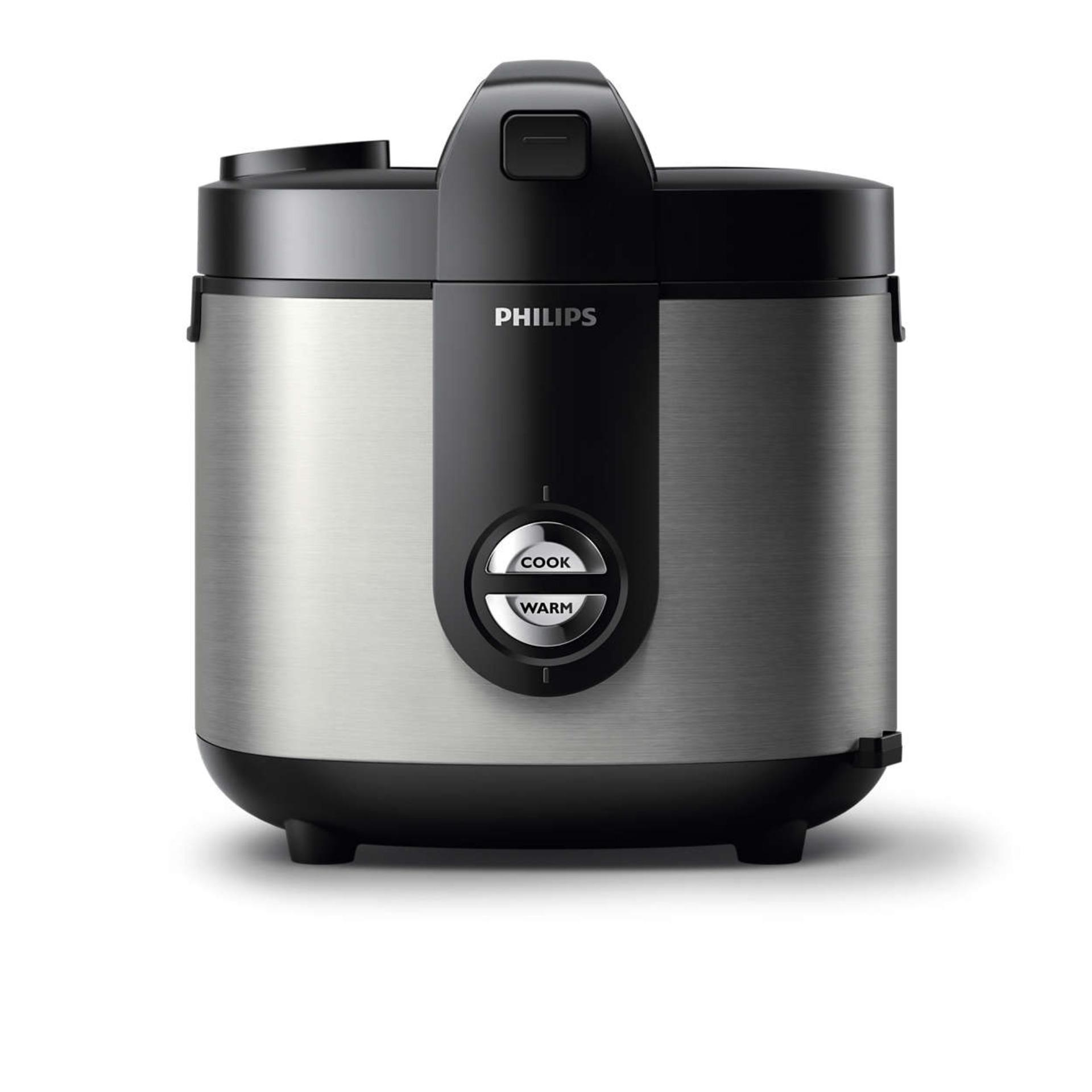 Review Tentang Philips Rice Cooker Super Premium Hd3128 33 Silver