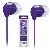 Spesifikasi Philips She3590Pp 98 Earphone Ungu Yang Bagus Dan Murah