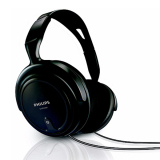 Harga Philips Shp 2000 Headphone Hitam Merk Philips