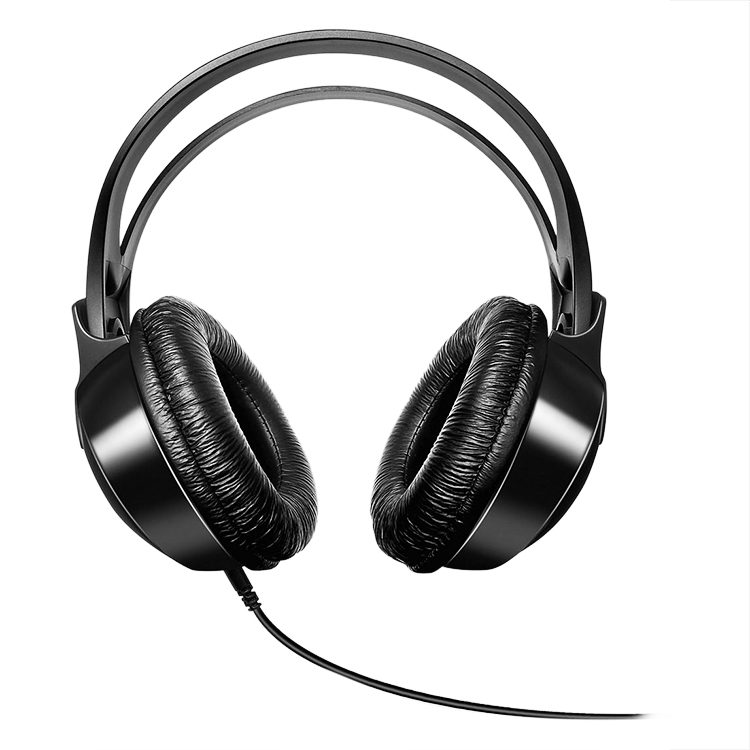 Spek Philips Shp1900 Headphone Hitam