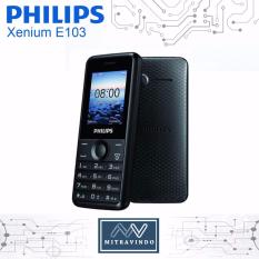 Philips Xenium E103 1 8 Dual Sim Gsm New Philips Diskon 50