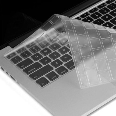 Phoenix B2C Fleksibel Ultra Tipis Clear TPU Keyboard Cover Kulit untuk Macbook Air Pro 11/13 Inch 13 MacBook Pro- INTL