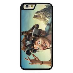 Phone Case untuk IPhone 5/5 S/SE Bomba Epic Kartun Cover untuk Apple IPhone SE-Intl