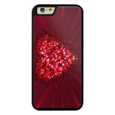 Phone Case untuk IPhone 6/6 S Jutaan Hati Cover untuk Apple IPhone 6/6 S- INTL