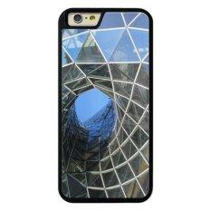 Phone Case untuk IPhone 6/6 S Frankfurt Jerman Membangun Cover untuk Apple IPhone 6/6 S- (Intl) -Intl