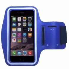 Kasus Telepon untuk HT C SATU M9  HTC S9case Sport Armband Arm Band Sabuk Cover Tas Gym 3-Stripes Case untuk HT C SATU M9  HTC S9-Intl