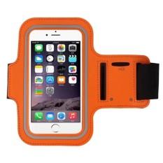 Kasus Telepon untuk ZTE BLADE APEX 2, Universal Ponsel Olahraga Armband Tas Sweatproof Menjalankan Armbag Gym Fitness Cell Phone Case untuk ZTE BLADE APEX 2- INTL