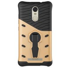 Kasus Telepon Shockproof Mobile Phonecase Back Holder Cover Kasus Bagus untuk Xiaomi Redmi Note 3-Internasional