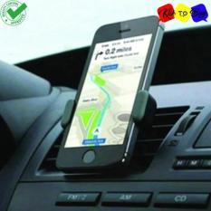 Phone Holder Mobil AC - Vent Car Holder Clip Magnetic Holder (HP) - Hitam