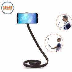 Harga Phoseat Lazypod Flexible Universal Cool Design Rotating Phone Clip Holder 6Cm Clamp New