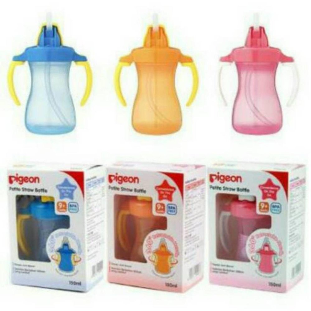 Jual Pigeon Bottle Widnek Murah Garansi Dan Berkualitas Id Store Pp Peristaltic Nipple Botol Susu Dot Character Eco 240ml Rp 60000