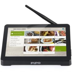 Jual Pipo X9 Mini Pc Tablet Intel Z3736F Quad Core 1 83Ghz 32Gb Windows 10 9 Hitam Pipo Online