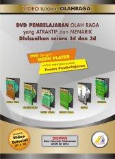 Toko Piranti Edutama Video Tutorial Olahraga Seri 7 Cabang Or Set Murah Di Banten