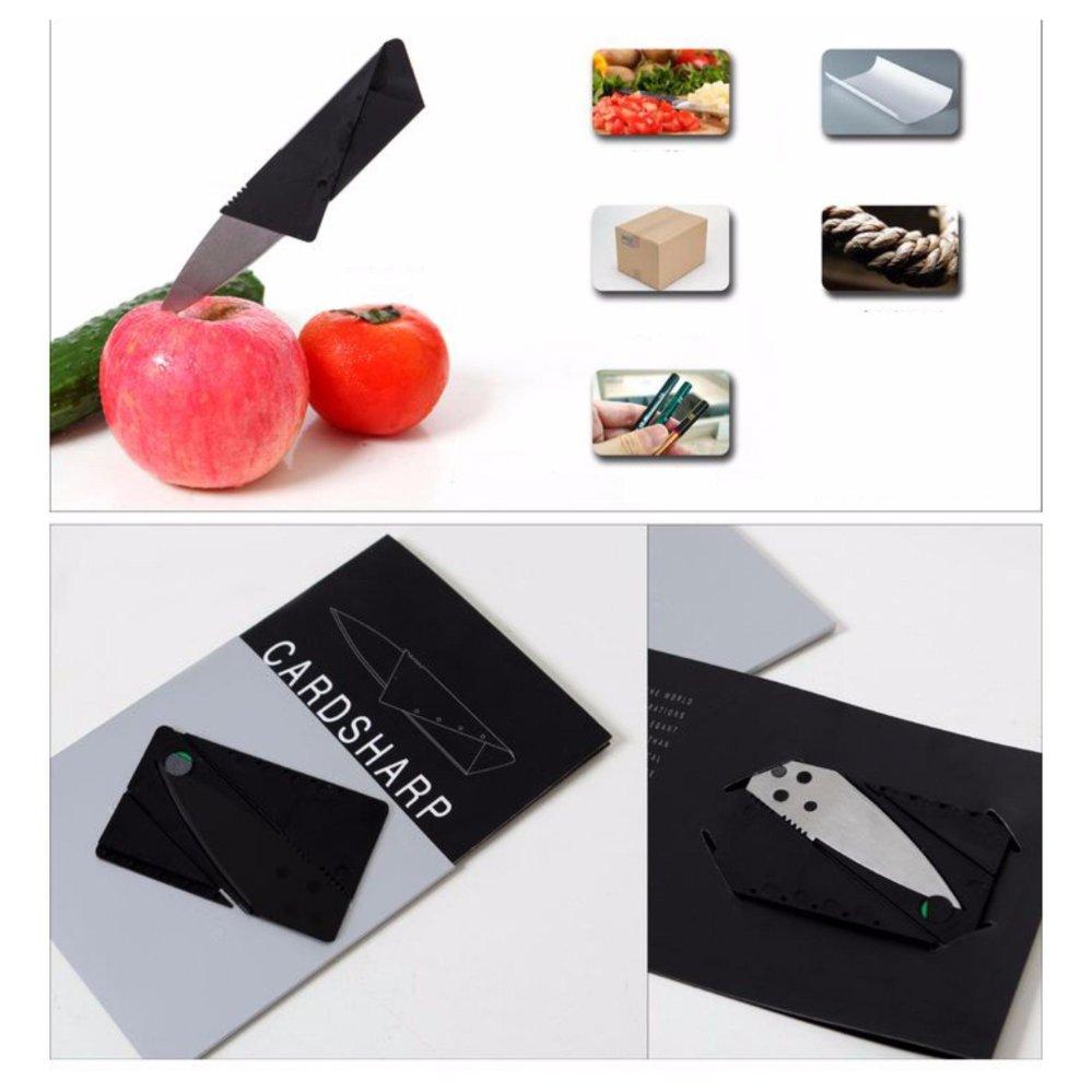 Tas Travel Organizer Korean Kabel Bag Cable Pouch - Besar Kuning. Rp60.000. (1). Pisau Lipat Mini Kecil ATM Credit Card Sinclair Knife Stailess Steel EDC