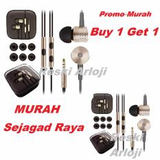 Beli Piston Xiaomi Headset Buy 1 Get 1 Free Cicil