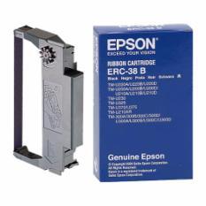Pita Ribbon Epson ERC-38B Black / Hitam Untuk Printer TMU-220