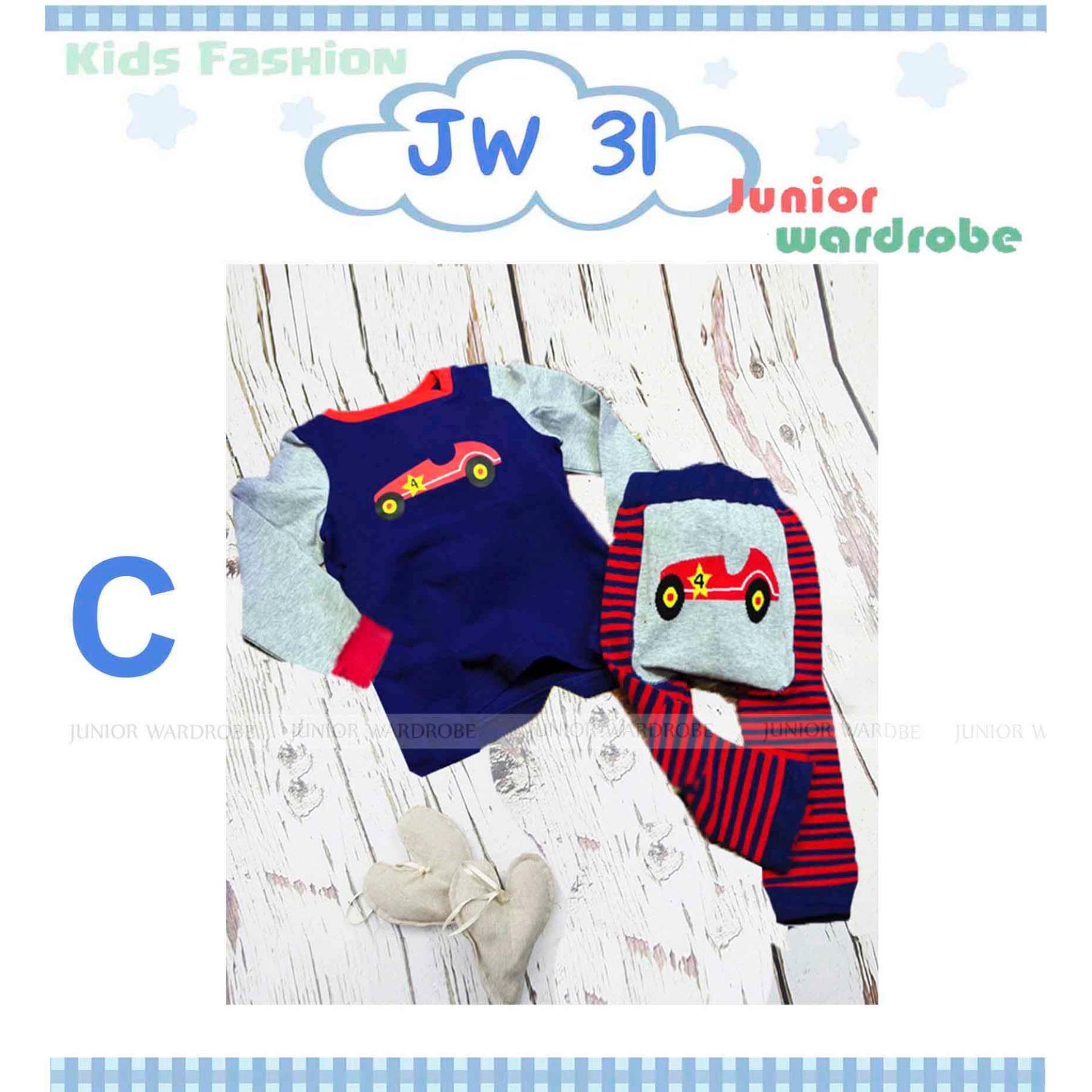Piyama JW 31 C - Baju Tidur Anak Laki-Laki