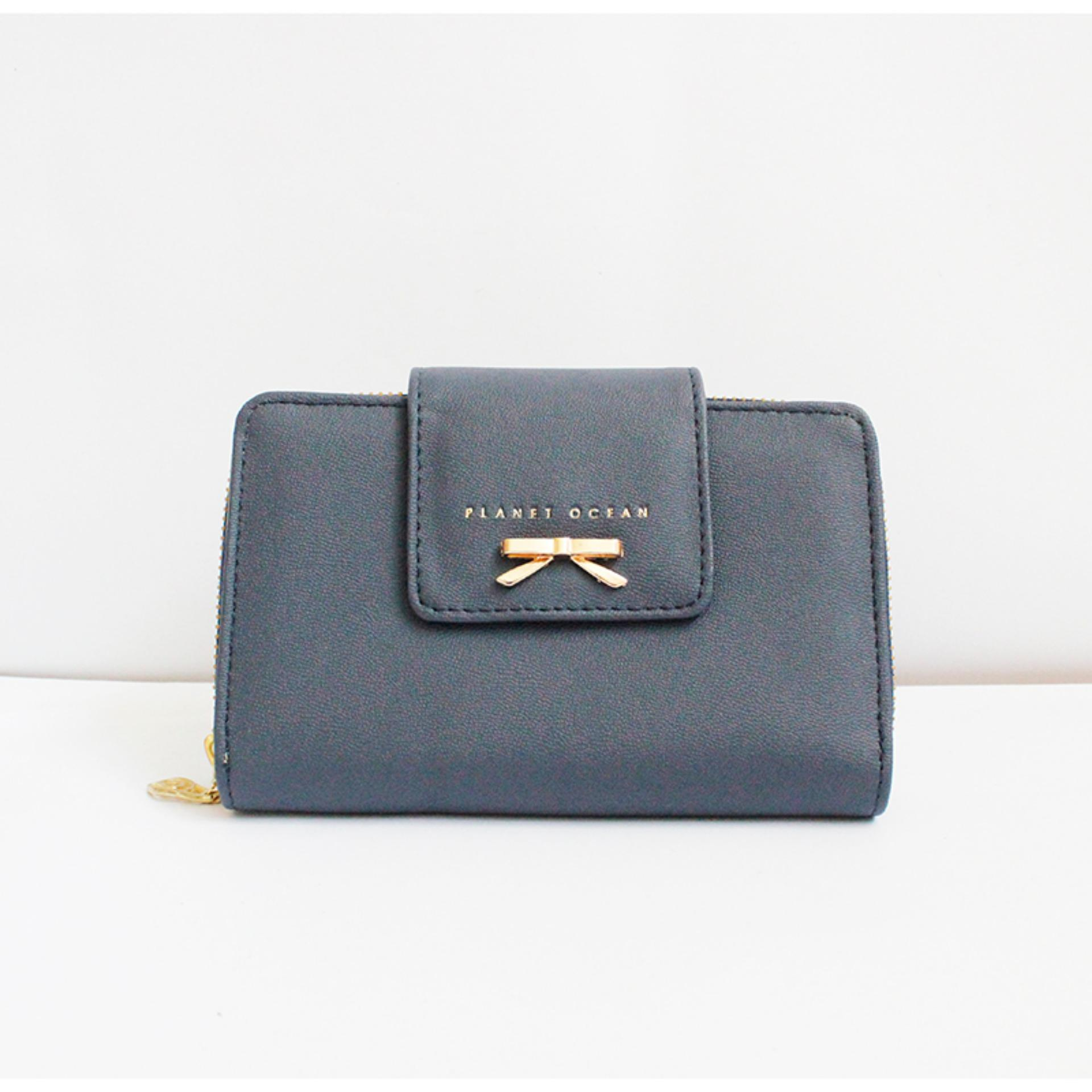 Planet Ocean Girl Dompet wanita DPG200422-Navy
