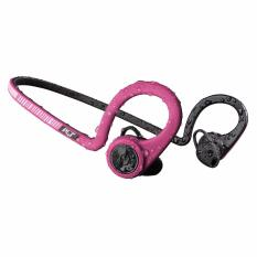 Jual Plantronics Bluetooth Headset Backbeat Fit Fuchsia Branded Original