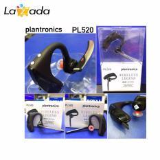 Pusat Jual Beli Plantronics Headset Bluetooth Voyager Pl520 Hitam Dki Jakarta