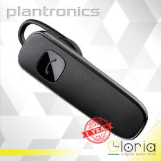 Diskon Besarplantronics Mobile Headset Bluetooth Ml15 Hand Free Earphone Hitam