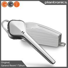 Jual Plantronics Mobile Wireless Headset Bluetooth Nfc Voyager Edge With Charging Case Plantronics Original