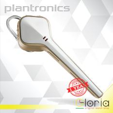 Situs Review Plantronics Mobile Wireless Headset Bluetooth Voyager Edge Se Special Edition Gold Putih