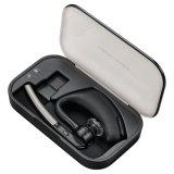 Spesifikasi Plantronics Mobile Wireless Headset Bluetooth Voyager Legend With Charging Case Black Murah Berkualitas
