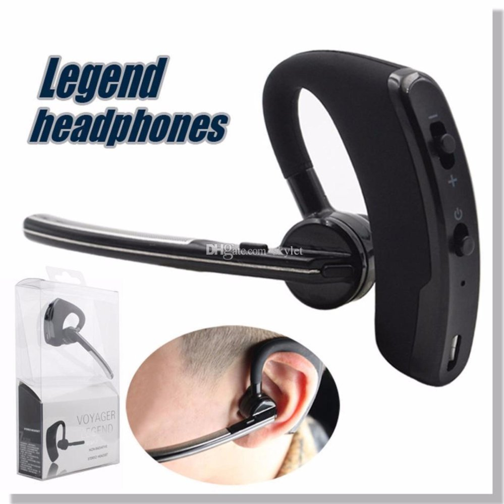 Top 10 Plantronics Voyager Legend Mobile Bluetooth Headset Hitam Online