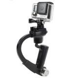 Review Toko Plastic Handheld Steadycam Curve Stabilizer Video For Gopro Xiaomi Yi Xiaomi Yi 2 4K Online
