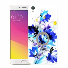 Plastik Hard Back Phone Case untuk HTC 7060/700 (Multicolor)