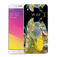 Plastik Hard Back Phone Case untuk HTC Butterfly B2 (Multicolor)