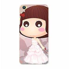 Plastik Hard Back Casing Ponsel untuk Huawei Honor 3C (multicolor)-Intl