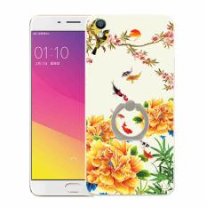 Plastik Hard Back Phone Case untuk VIVO S12 (Multicolor)