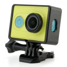 Ulasan Lengkap Tentang Plastic Side Frame For Xiaomi Yi Action Camera Black