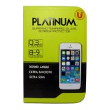 Promo Platinum Asus Zenfone 4 Tempered Glass Screen Protector Platinum