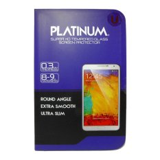 Harga Platinum Samsung Galaxy Note 3 Anti Spy Privacy Tempered Glass Screen Protector Baru
