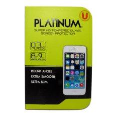 Harga Platinum Xiaomi Mi 4I Tempered Glass Screen Protector Murah