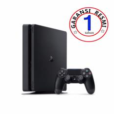 Playstation 4 Slim 500GB CUH-2006A (Jet Black) - Reg 3 Asia