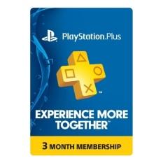 Playstation Plus Indonesia 3 Bulan