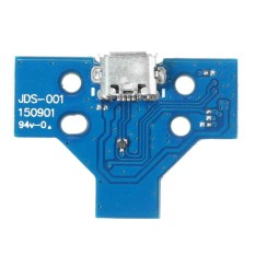 ... ANGEL TRAVEL EMERGENCY Best Quality Product Source · Playstation PS4 DualShock 4 Controller Micro USB Charging Socket BOARD JDS 001 Blue intl
