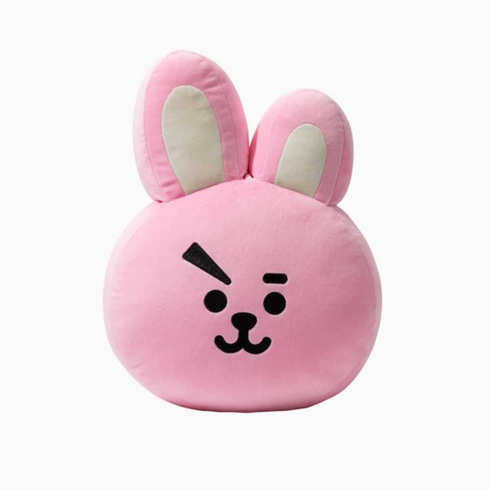 Diskon Plush Pillow Doll Cushion Toy For Kpop Bts Bt21 Tata Shooky Rj Suga Cooky Jimin Cooky Intl Branded