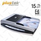 Beli Plustek Scanner Adf Flatbed Pl1530 Murah Dki Jakarta