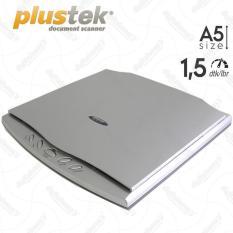 Review Plustek Scanner Flatbed 550 Plus A5 1 5 Dtk Lbr Terbaru