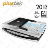 Penawaran Istimewa Plustek Scanner Jaringan Pn2040 Folio F4 Terbaru
